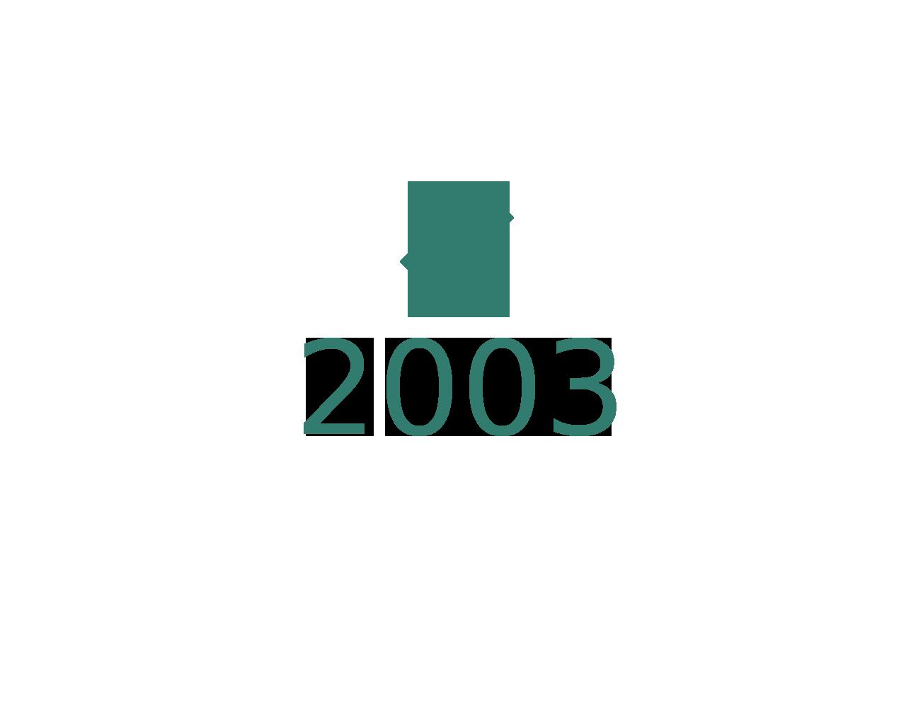 Проекти 2003 г.