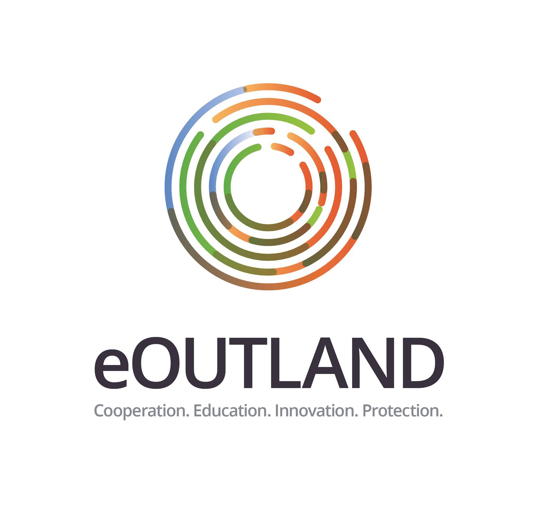 """Проект с акроним """"eOUTLAND"""", Договор за БФП № В2.6d.06/02.10.2017"""